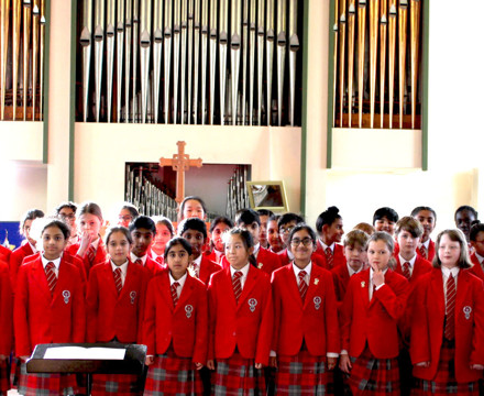 5 6 choir