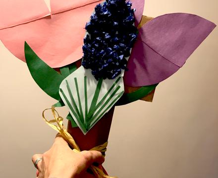 Y1c Astrid Keown spring bouquet