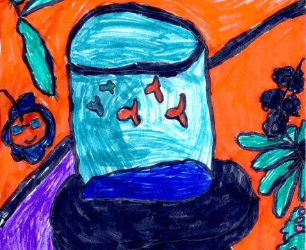 Etta Brackley Y1 Shaw Art