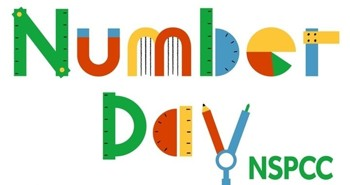 Every Penny Counts for NSPCC Number Day!